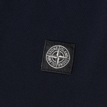 Мужское поло Stone Island Patch Program Dark Navy фото- 3