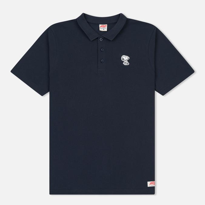 Мужское поло TSPTR Snoopy Applique Navy