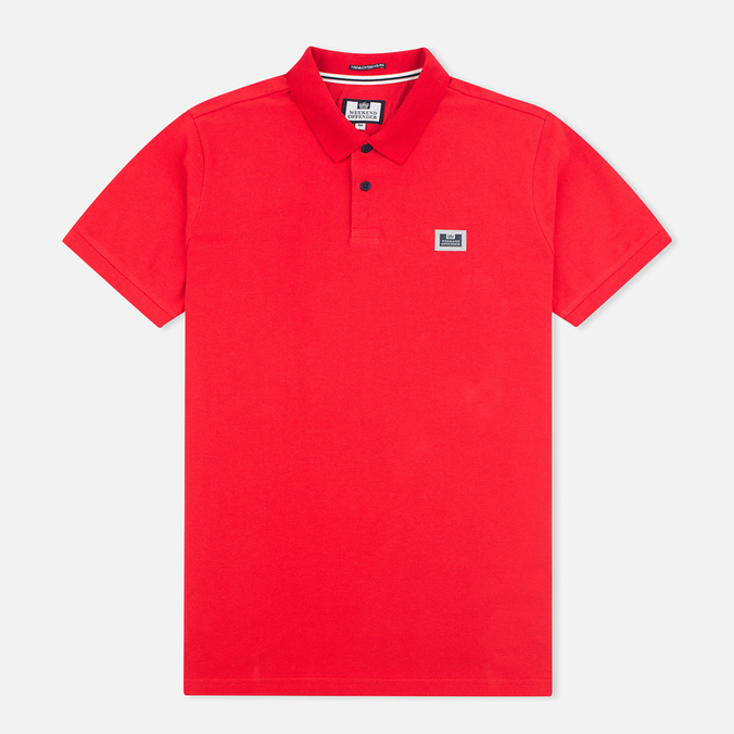 Weekend Offender Gage Men's Polo Chilli