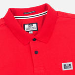 Weekend Offender Gage Men's Polo Chilli photo- 1