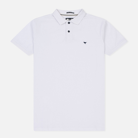 Мужское поло Weekend Offender Dove White