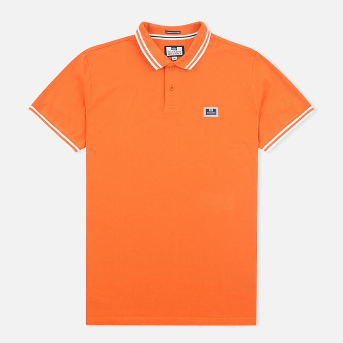 Мужское поло Weekend Offender Pride Naranja
