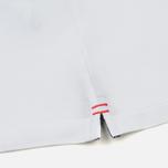 Мужское поло Woolrich Gracious Optic White фото- 5