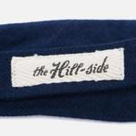 Мужской галстук-бабочка The Hill-Side Selvedge Double Indigo Oxford фото- 2
