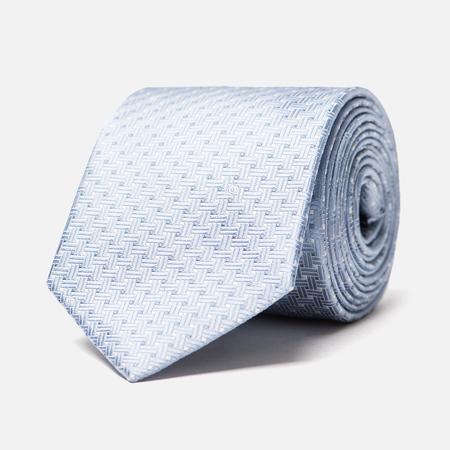 Мужской галстук Gant Signature Weave Capri Blue
