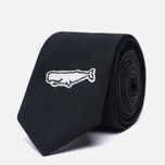 Мужской галстук Nanamica Alphadry Black фото- 1