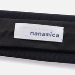 Мужской галстук Nanamica Alphadry Black фото- 2