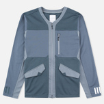 Мужской кардиган adidas Originals x White Mountaineering Track Top Zip Cardigan Bold Onix/Grey фото- 0