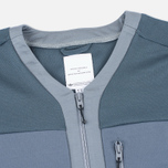 Мужской кардиган adidas Originals x White Mountaineering Track Top Zip Cardigan Bold Onix/Grey фото- 1