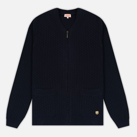 Мужской кардиган Armor-Lux Cotton Rich Navy
