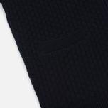 Мужской кардиган Armor-Lux Cotton Rich Navy фото- 2
