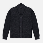 Barbour Isaac Shawl Charcoal photo- 0