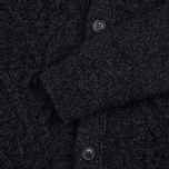 Barbour Isaac Shawl Charcoal photo- 2