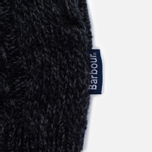 Barbour Isaac Shawl Charcoal photo- 3
