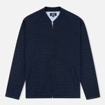 Мужской кардиган Barbour x Land Rover Tread Zip Through Navy фото- 0