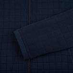 Мужской кардиган Barbour x Land Rover Tread Zip Through Navy фото- 3