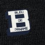 Bleu De Paname Belmon Men's Cardigan Antracite photo- 2