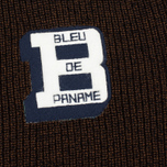 Bleu De Paname Belmon Men's Cardigan Chataigne photo- 2