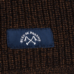 Bleu De Paname Belmon Men's Cardigan Chataigne photo- 4