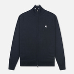 Fred Perry Classic Zip Men's Cardigan Black photo- 0