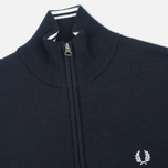Fred Perry Classic Zip Men's Cardigan Black photo- 1