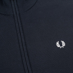 Fred Perry Classic Zip Men's Cardigan Black photo- 2