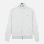 Fred Perry Classic Zip Men's Cardigan Stone Marl photo- 0