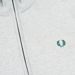 Fred Perry Classic Zip Men's Cardigan Stone Marl photo- 2