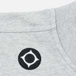 Мужской кардиган MA.Strum Shawl Collar Zip Through Fleece Grey Marl фото- 2