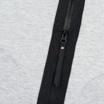 Мужской кардиган MA.Strum Shawl Collar Zip Through Fleece Grey Marl фото- 3