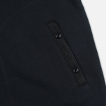 Мужской кардиган MA.Strum Shawl Collar Zip Through Fleece Jet Black фото- 4