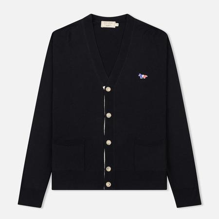 Мужской кардиган Maison Kitsune Virgin Wool Classic Black