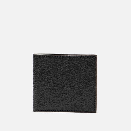 Кошелек Barbour Grain Leather Billfold Black