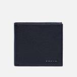Мужской кошелек Barbour Standard Leather Black фото- 0