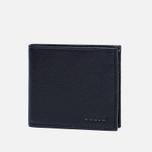 Мужской кошелек Barbour Standard Leather Black фото- 1