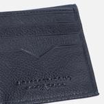 Мужской кошелек Barbour Standard Leather Black фото- 4