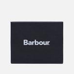 Мужской кошелек Barbour Standard Leather Brown фото- 5