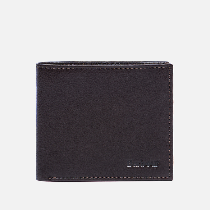 Мужской кошелек Barbour Standard Leather Brown