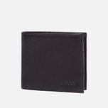 Мужской кошелек Barbour Standard Leather Brown фото- 1