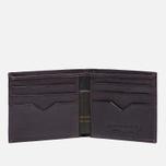 Мужской кошелек Barbour Standard Leather Brown фото- 2