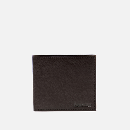 Кошелек Barbour Wallet/Coin Holder Dark Brow