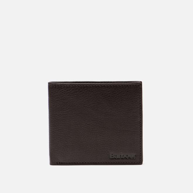 Кошелек Barbour Wallet/Coin Holder Dark Brow