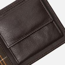 Кошелек Barbour Wallet/Coin Holder Dark Brow фото- 5