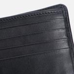 Мужской кошелек Maison Kitsune Tricolor Black фото- 5