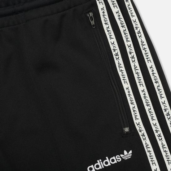 Мужской костюм adidas Consortium x United Arrows & Sons Track Suits Black