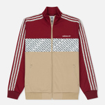 Мужской костюм adidas Consortium x United Arrows & Sons Track Suits Collegiate Burgundy фото- 0