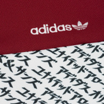 Мужской костюм adidas Consortium x United Arrows & Sons Track Suits Collegiate Burgundy фото- 2