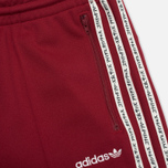 Мужской костюм adidas Consortium x United Arrows & Sons Track Suits Collegiate Burgundy фото- 7