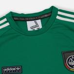 Мужской лонгслив adidas Originals 2 Elevens Shirt Spezial Bold Green фото- 1