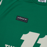 Мужской лонгслив adidas Originals 2 Elevens Shirt Spezial Bold Green фото- 4